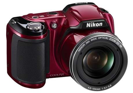 Nikon Coolpix L810 with Surprising Features