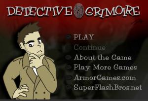 Detective Grymore