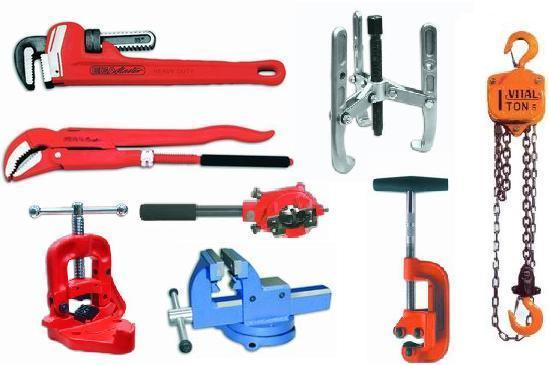 Plumbers Tools and Equipment . Project look its bargains ...