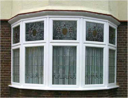 Five places where window designs will set your home apart for Contemporary bay window designs