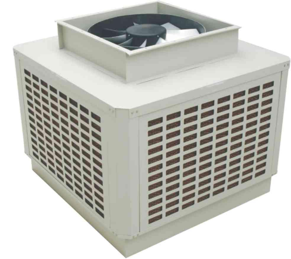 Swamp Cooler Design : Which type of air conditioning to install pm press