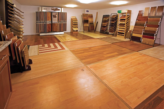 The benefits and detriments of different types of flooring for Different flooring options