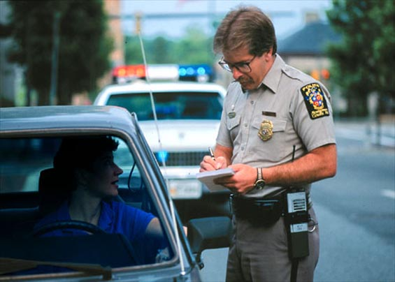 officer how can you ticket me for speeding when i see cops speeding all the time There could be one of many reasons why you were not issued a ticket at the time you were stopped you can be mailed a ticket at a later date you have 18 days from the date the ticket is mailed to you demand a contested hearing.
