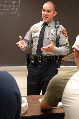 why criminal justice The bachelor's degree in criminal justice is accredited and is also available as an  online degree.