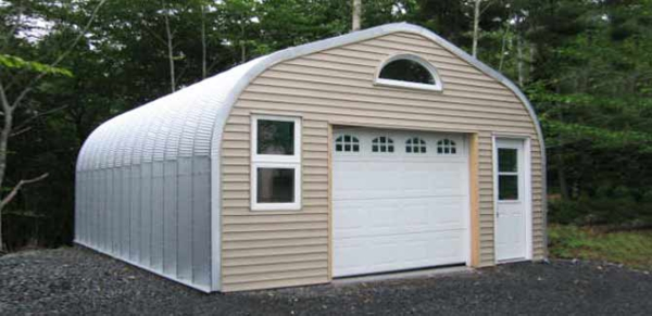 Quonset Hut Garage : What is the history of quonset hut pm press