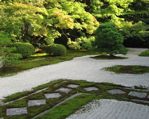 The five essentials in creating a japanese zen garden pm for Creating a japanese garden