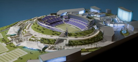 stadium-model