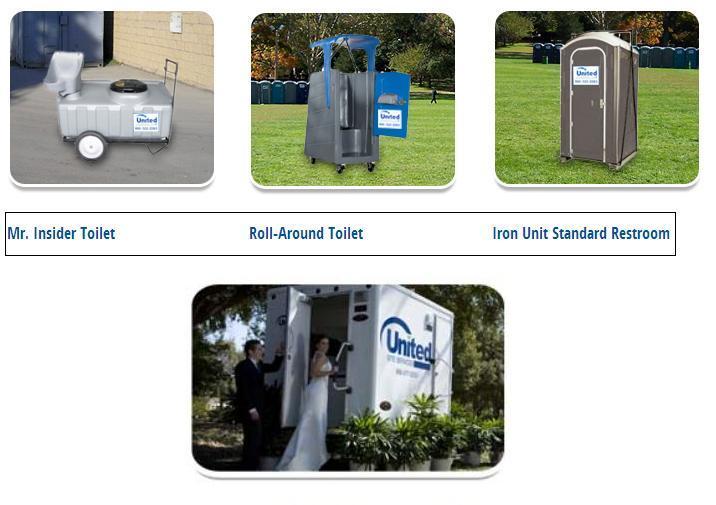 portable toilet rental in NH