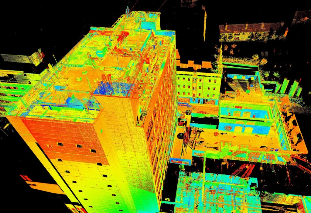 Laser scanning a cool toy or a new standard for for Architecture 3d laser scanner