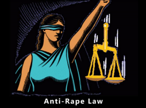 Will the Anti-Rape Law Be Effective