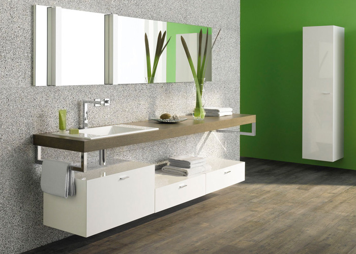 modular bathroom featured