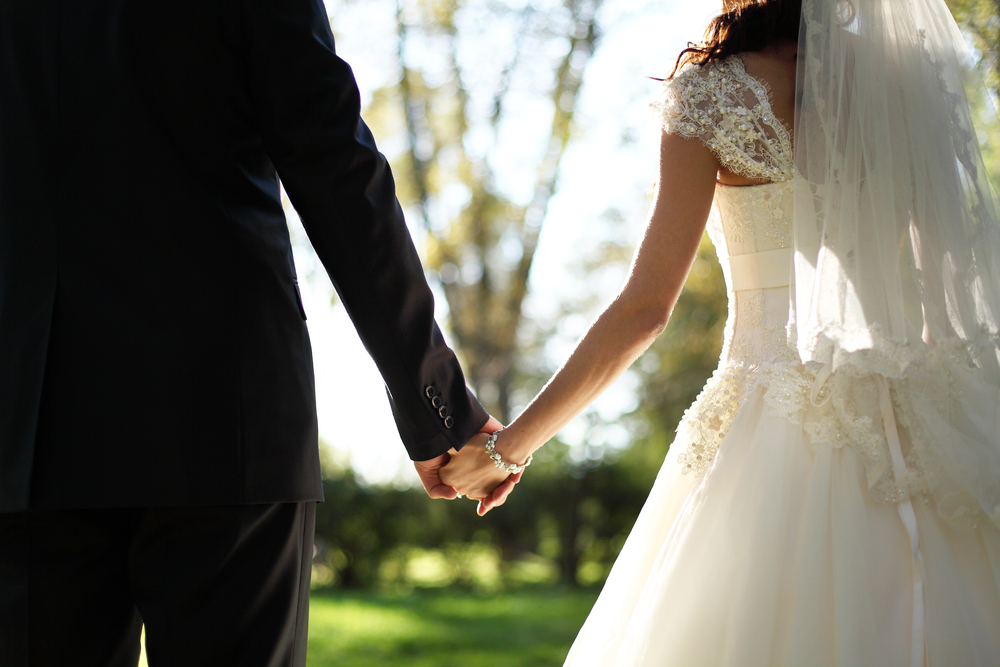 Wedding - Courtesy of Shutterstock