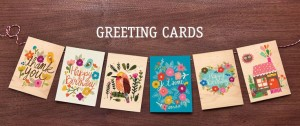 Greetings cards have changed by adding a fun personal touch