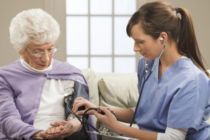 In-Home Care Nurse