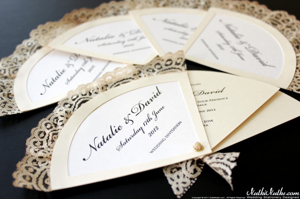 Make An Impression With Personalised Wedding Stationery