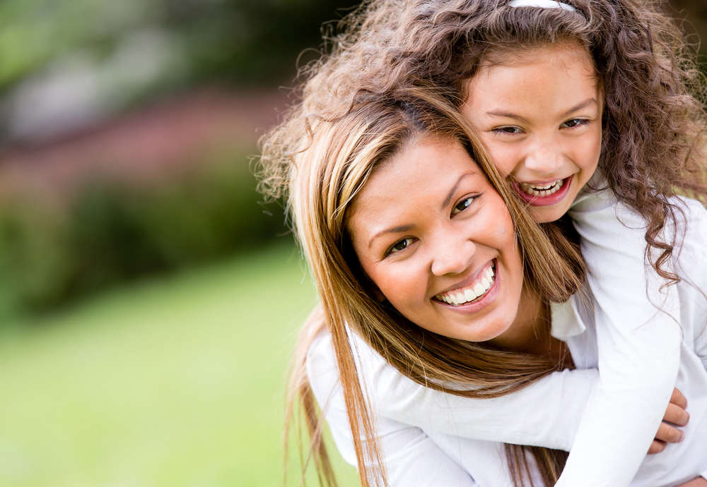 Single Parent - Courtesy of Shutterstock