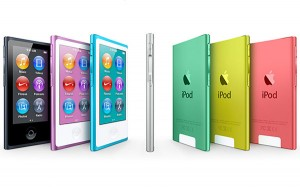 iPod 7th Generation Evolution