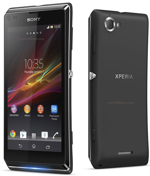 Sony Xperia L – Sony Xperia Z's Smaller and Cheaper Sibling