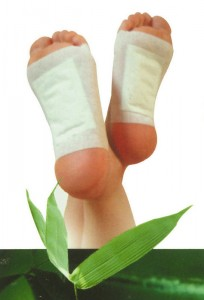 Purify Your Body With Foot Patch