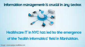What do you need to Know about Healthcare Information Technology