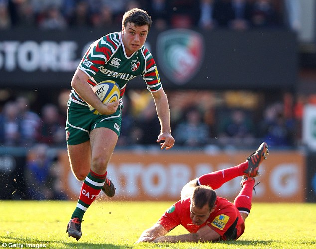 george ford rugby