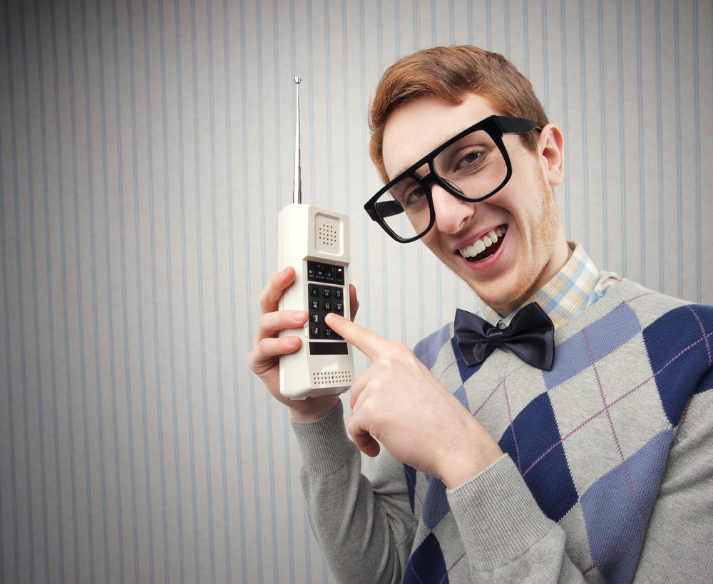 A Geek's Guide To Cell Phone Etiquette - Shutterstock