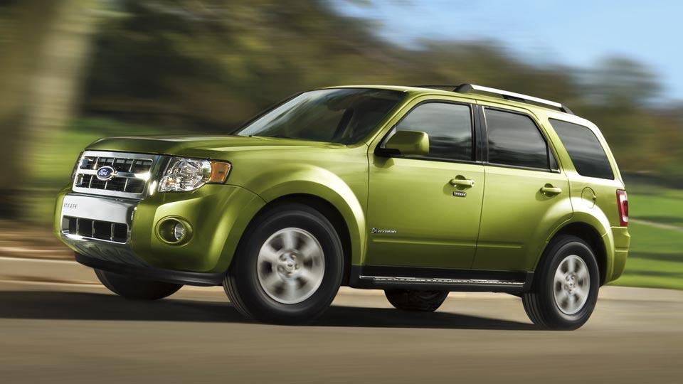 Best Fuel Economy SUVs