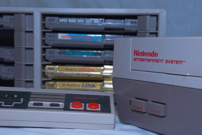 The Coolest Games From The NES