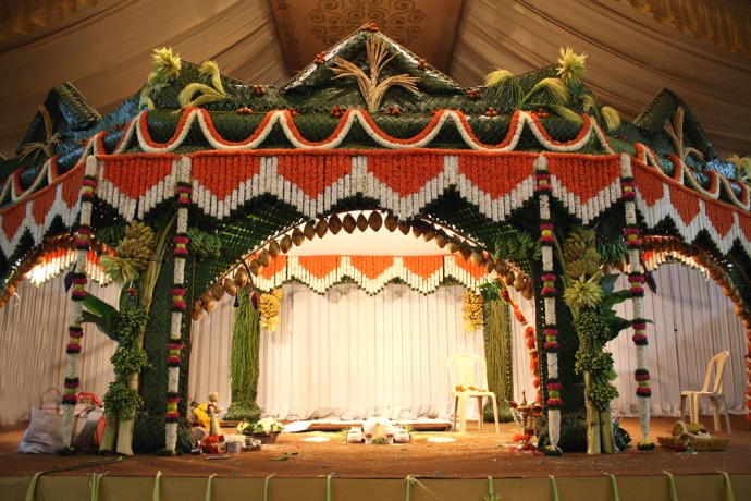 Set The Stage For A Glorious Indian Wedding