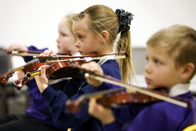 Benefits Of Providing Music Education To Children