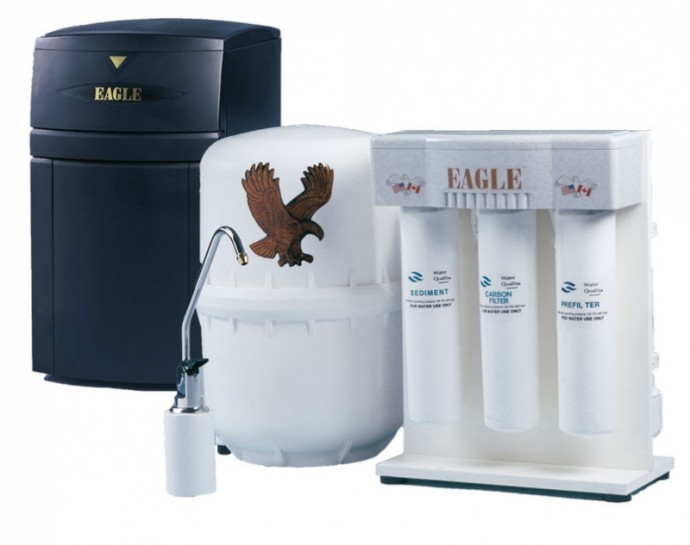 Eagle Water Treatment Systems Offers An Alternative To Plastic Water Bottles