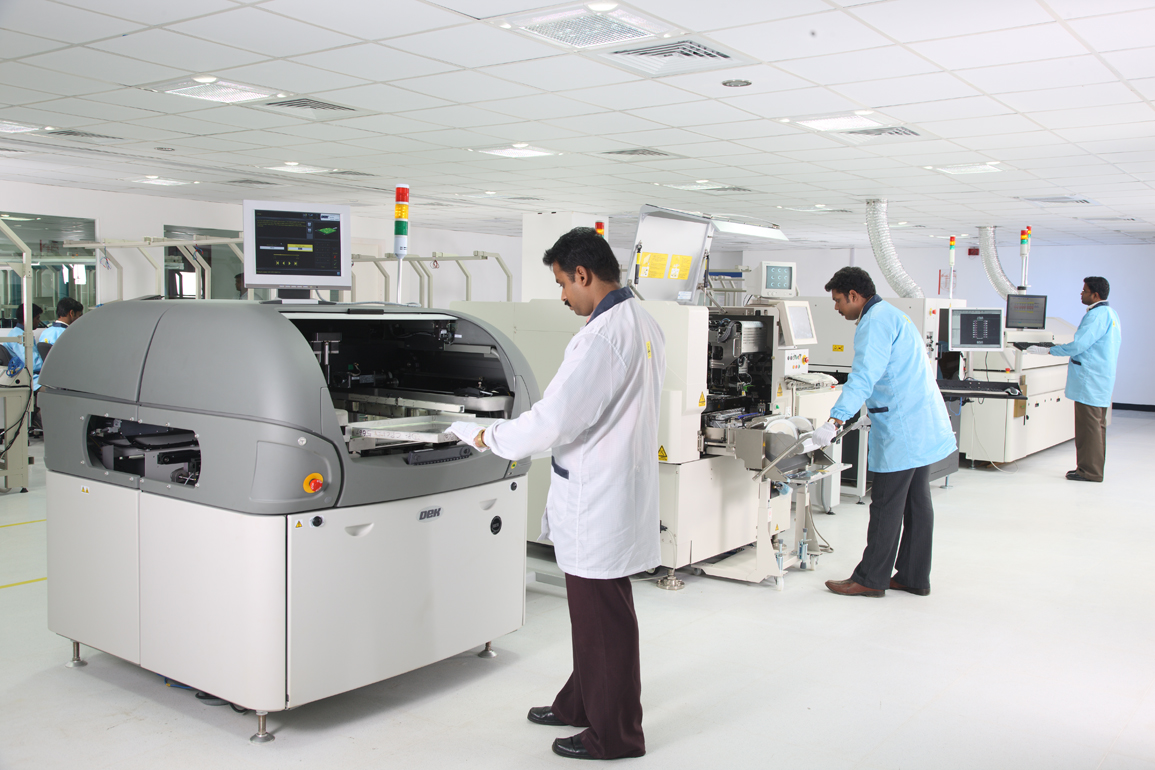 How Automated Testing Equipment Helps Manufacturing Plants