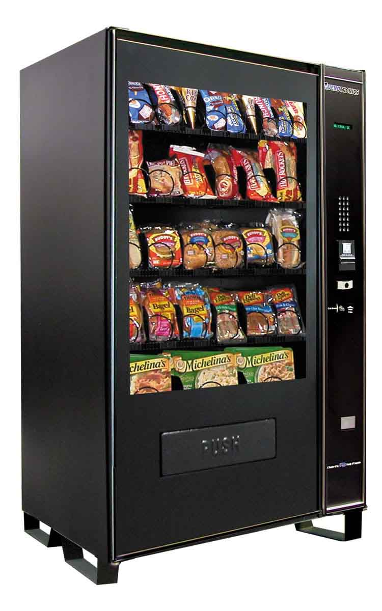 How To Start A Vending Machine Business?