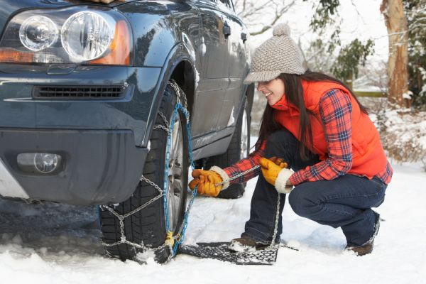 "Is Your Vehicle ""Winter Ready""?"
