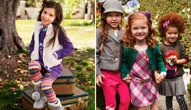Little Girl's Apparel – Impressive Changes In The Fashion Industry