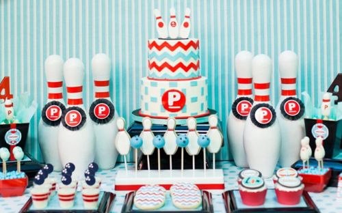 A Bowling Birthday Party As A Memorable Celebration For Children