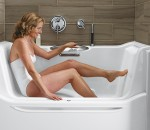 A Look At How Easy Access Baths Can Help The Elderly