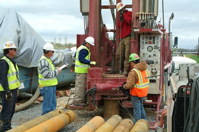 Common Methods For Containing Contaminated Groundwater