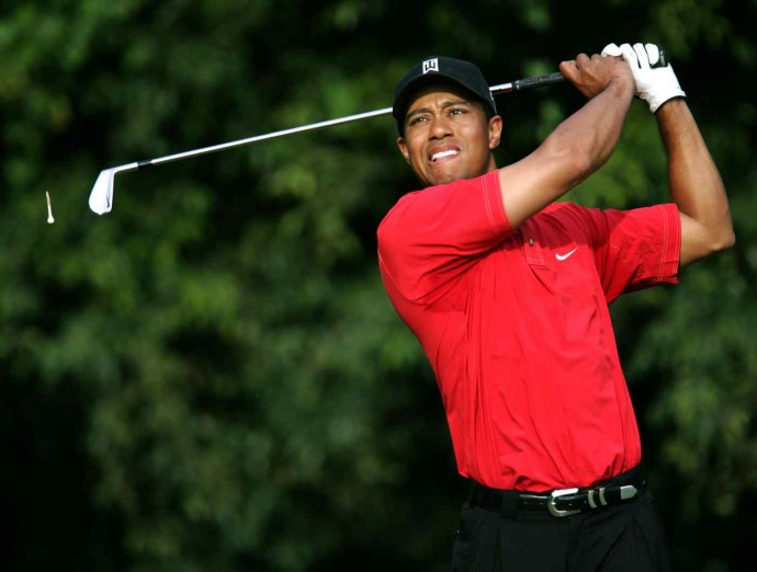 Tiger Kicks Off 2014 At Torrey Pines