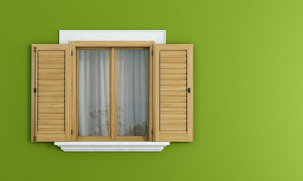Do It Yourself Window Shutters
