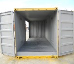 Modified Shipping Containers For Dangerous Goods