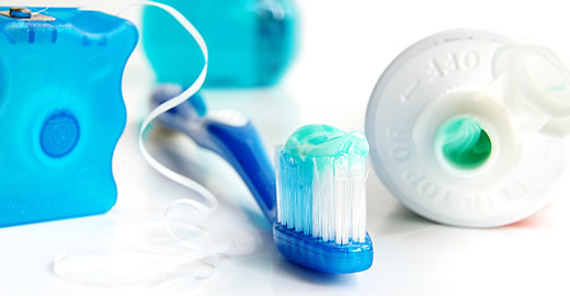 Brush and Floss For Your Dental Health