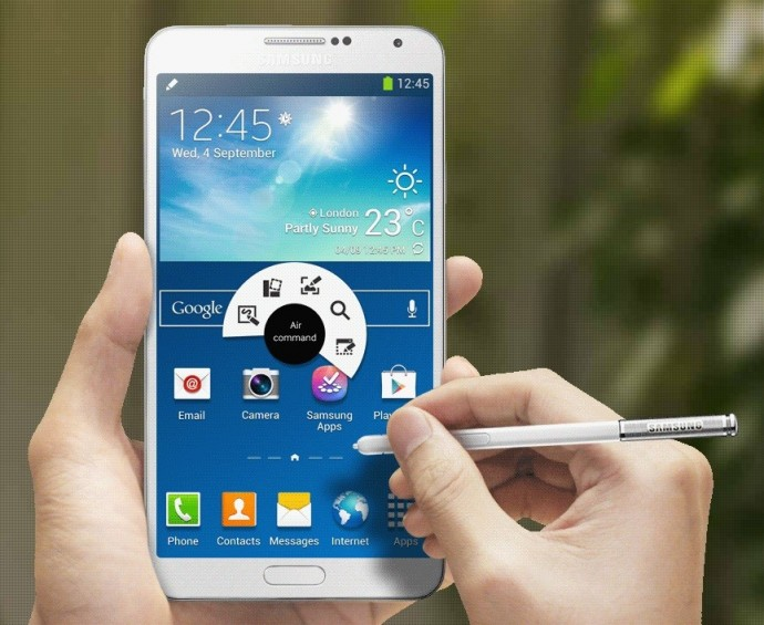 Samsung Galaxy Note 4 Amazing Features and Specs