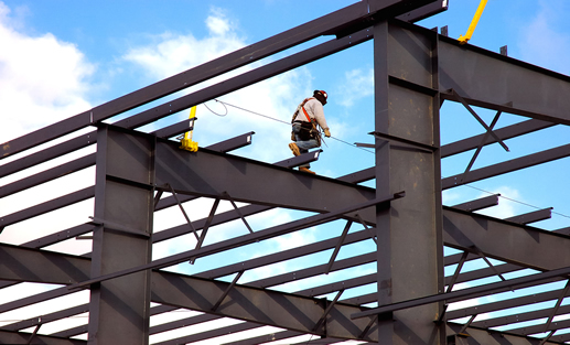 Structural Steel Movement and Handling – Site Safety Tips