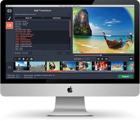 Video Editing Made Easy: The Movavi Video Editor For Mac