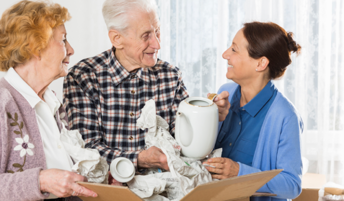Transitioning Your Parent To A Nursing Home