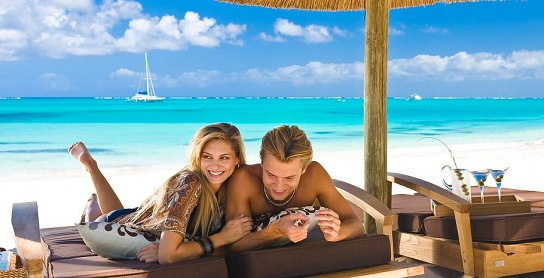 Honeymoon On The Turks and Caicos