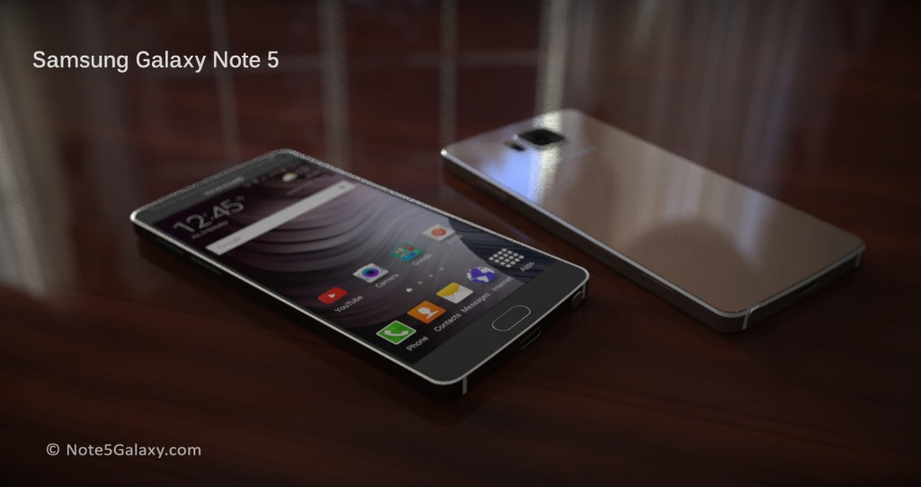 Why Has Galaxy Note 5 Got The World Talking? Auto Ejecting Stylus, And More