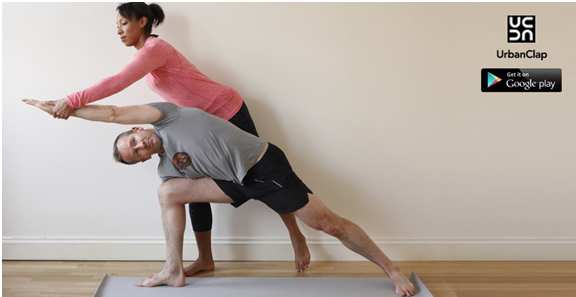 An Easy Way To Jump Start Your Mornings With Yoga