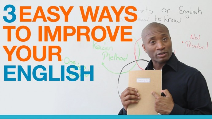 Easy Ways To Learn English Language